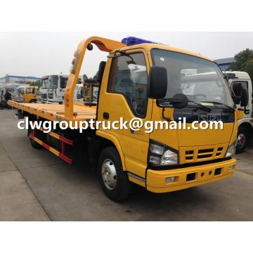 ISUZU 4X2 5Ton Light-duty Road Wrecker Truck
