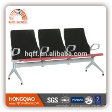 L-A050 2017 neue modell hohe quanlity pulverbeschichtung basis und armlehne öffentlichen stuhl