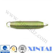 Aço inoxidável de alta resistência ajustável helicoidal Coiled Extension Springs