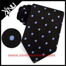 Últimas gravatas de seda de moda italiana