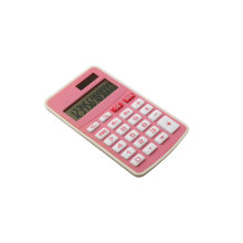 12 Digits Dual Power Handheld Calculator