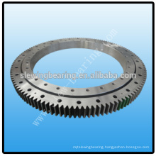 External Gear Single-Row Ball Slewing Ring,Slewing Bearing