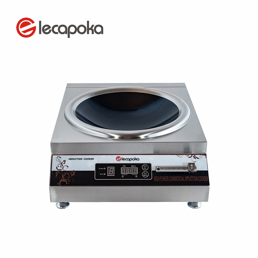 1035 Dual Induction Cooker