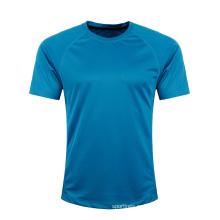 Горячая распродажа различный цвет последние модели фитнес сублимации дешевые пустой футболки