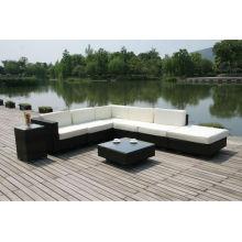 Popular Patio Waterproof classic resin rattan garden furniture manufacturer