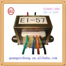 Сертификат RoHS cqc и ЭИ 57 высокое качество трансформатор