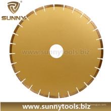 Lame de disque de coupe de diamant de marbre Diamond de 350 mm 400 mm (sy-mdb)