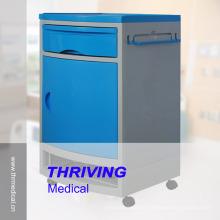 ABS Plastic Hospital à côté des tables (THR-CB404)