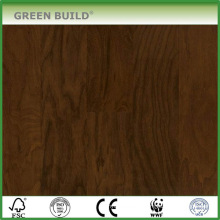 Walnut Timber Trail Smooth Engineered Wood Flooring Guangzhou factory