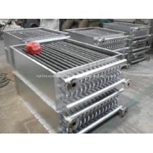 Novo modelo de radiador de barbatana de tubo de cobre
