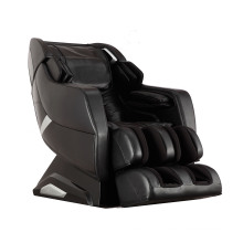 Cadeira de massagem com capa de couro e PU