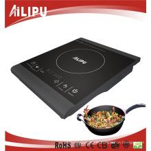 2016 que cocinan la cocina de inducción eléctrica del solo precio barato del dispositivo 2000W de la cocina
