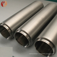 Pure and high quality niobium alloy tubes for industrial
