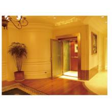 Elevador da casa pequena do elevador da casa com porta manual (LL-107)