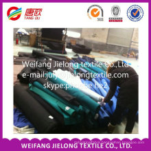 polyester cotton CVC spandex dyed fabric for garment spandex fabric stock