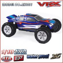 VRX racing 1/10eme 4WD Brushless RC Model Racing Car