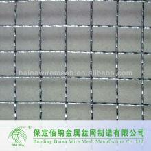 100% malla de alambre rizado profesional para el filtro