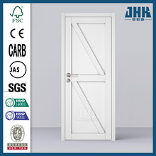 JHK Cleanroom Door Porte en bois naturelle, pin noueux
