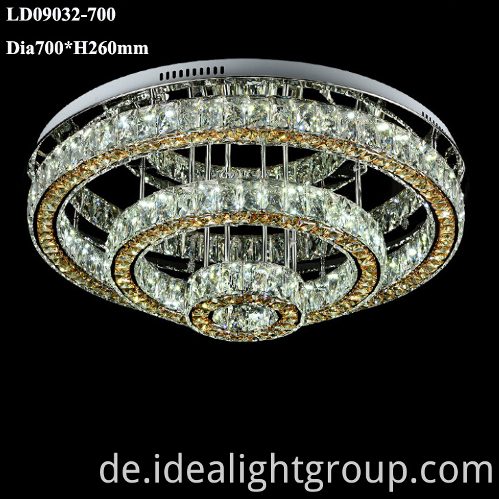 fancy crystal ceiling lights
