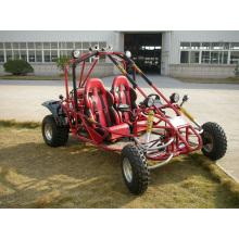 Carreras de 250cc rojo Go Kart Buggy para adulto (KD 250GAK-2Z)
