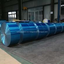 Aleta de aluminio para aire acondicionado