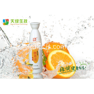 Solution d'enzyme orange de Ganzhou