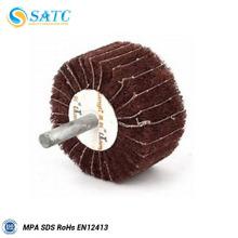 rodas de polimento de metal