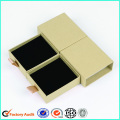 Paper Jewelry Drawer Gift Box With Foam