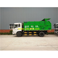 Dongfeng 8Ton Docking recolección camiones recolectores