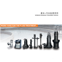 Regenwasser- und Städtische Pumpstation