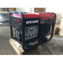 10kVA 10kw Open Type Diesel Portable Generator for Home Use Export to Middle East