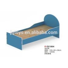 2014 nuevo diseño de madera de la cama de los niños