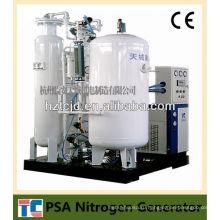 Стандартный генератор газа N2
