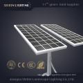 15W - luz de rua solar 120W com painel solar