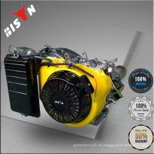 BISON CHINA TaiZhou Hochwertiger 4 Schlaganfall 13hp Luftgekühlter Benzinmotor Motor