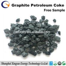 Coke de pétrole de graphite de GPC de carbone élevé de 99% utilisé dans la fabrication en acier
