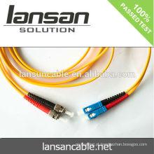 Cabo de fibra óptica exterior de alta velocidade LANSAN GYTA53
