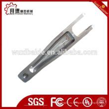 Настроенный фрезерный станок с ЧПУ Алюминиевые детали, ЧПУ с ЧПУ Обрабатываемые алюминиевые детали