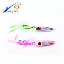 IJL005 iscas de pesca isca jig isca saltwater inchiku pesca isca de metal jig