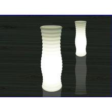 LED Lighting Decorations Floor Lamp Round Flower Vase (F003)