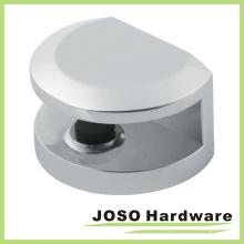 Salle de douche Porte en verre Support en laiton (BC608)