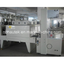 Water Bottle PE Film Sleeve Wrapper and Shrinking Machine