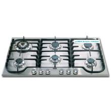 Prestige Cookware New Cooker Lpg Stainless Steel 6Burners