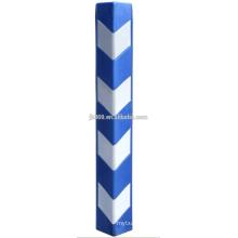 Protector de esquina de EVA de color azul 800x80mm