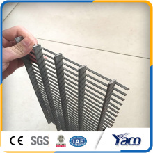 High quality flat wedge wire screen panel
