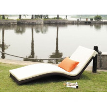 Lounge Rattan Stuhl Outdoor moderne Chaise