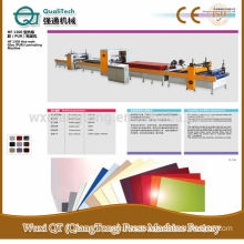 HF1300 Hot-mett Glue(PUR)Laminating Machine/PVC film laminating machine
