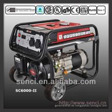 SC6000-II 13 PS 5.5 kva Generator Elektrisch