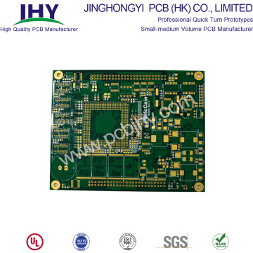 Immersione a 8 strati PCB Gold