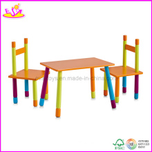 Kindergarten Desk and Chair (WO8G086)